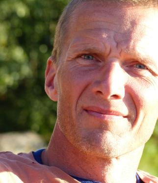 Nederlandse arts Sibrand Houtman in Zwiterlan